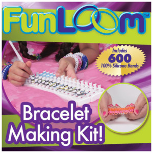 Fun Loom Bracelet Making Kit