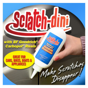 Scratch-dini - Makes Scratches Disappear