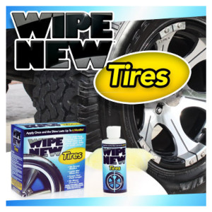 Wipe New Tires