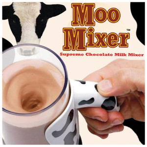Moo Mixer - Supreme Chocolate Milk Mixer