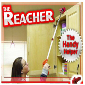 Reacher Pick-up And Reach Tool