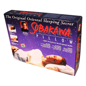 Sobakawa Buckwheat Pillow