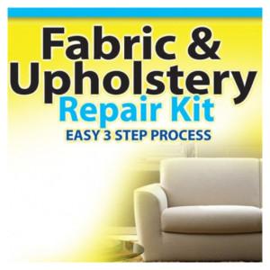 Fabric, Upholstery, Carpet Repair Kit