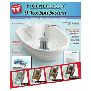 D-Tox Foot Spa By BioEnergiser