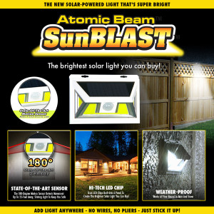 Atomic Beam Sunblast