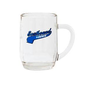 Eastbound and Down Logo Beer Stein