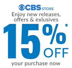 CBS - Sign Up and Receive 15% Off Your Purchase Now