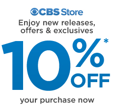 CBS - Sign Up and Receive 10% Off Your Purchase Now