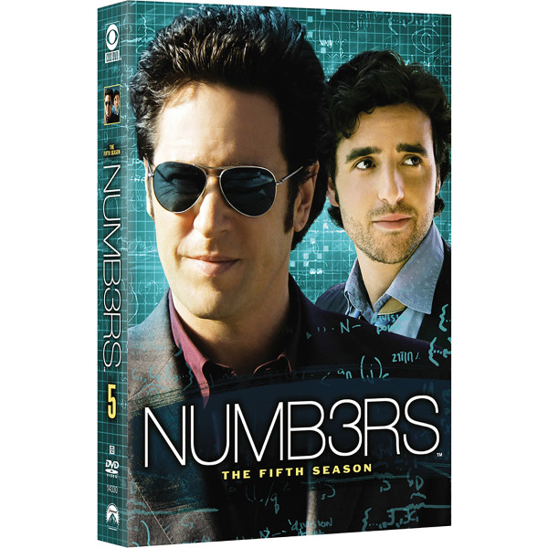 Numb3rs Season 5 Dvd Shop The Cbs Official Store