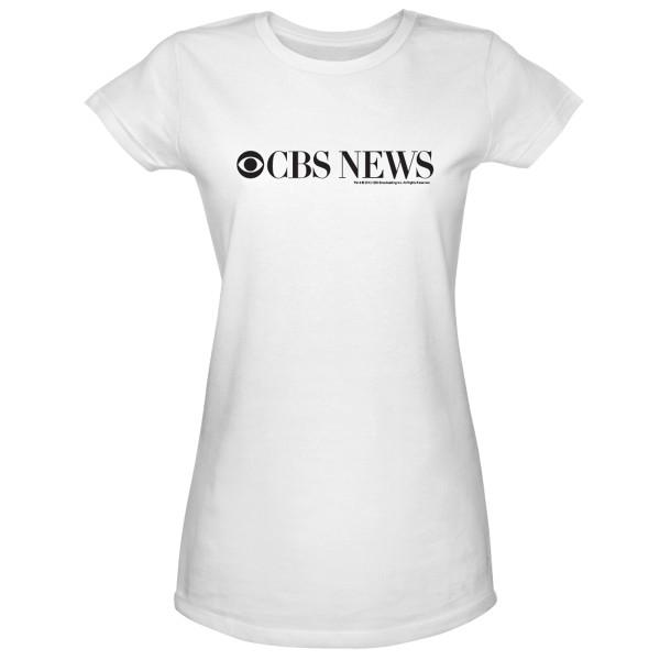 b92b59e00 CBS News Women s T-Shirt