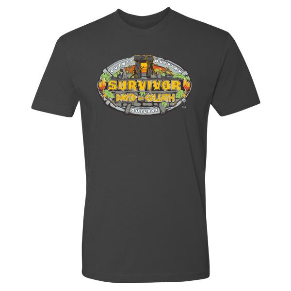 a5709e42c68 Survivor Season 37 Logo T-Shirt