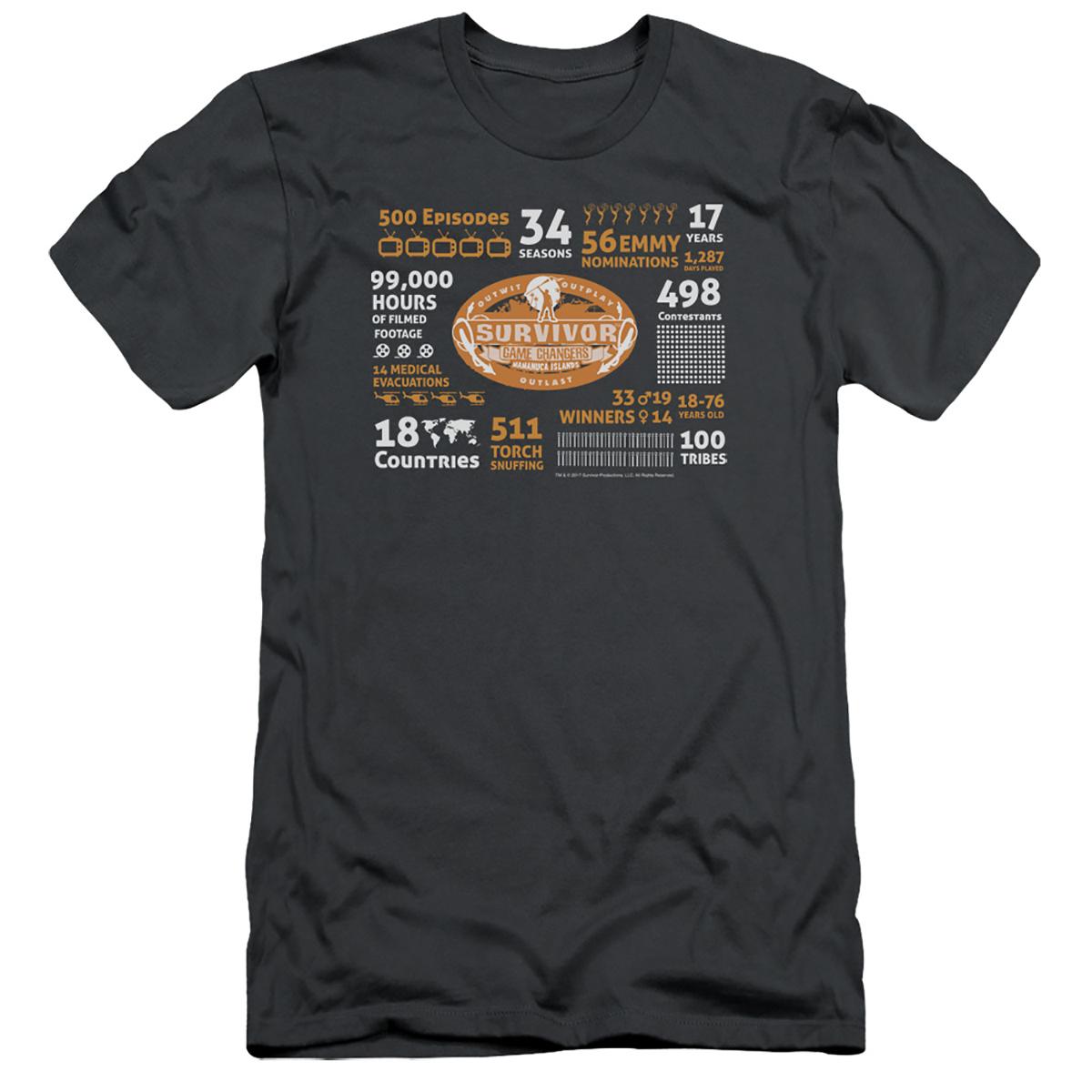 Survivor 500th Episode Collectors T-Shirt