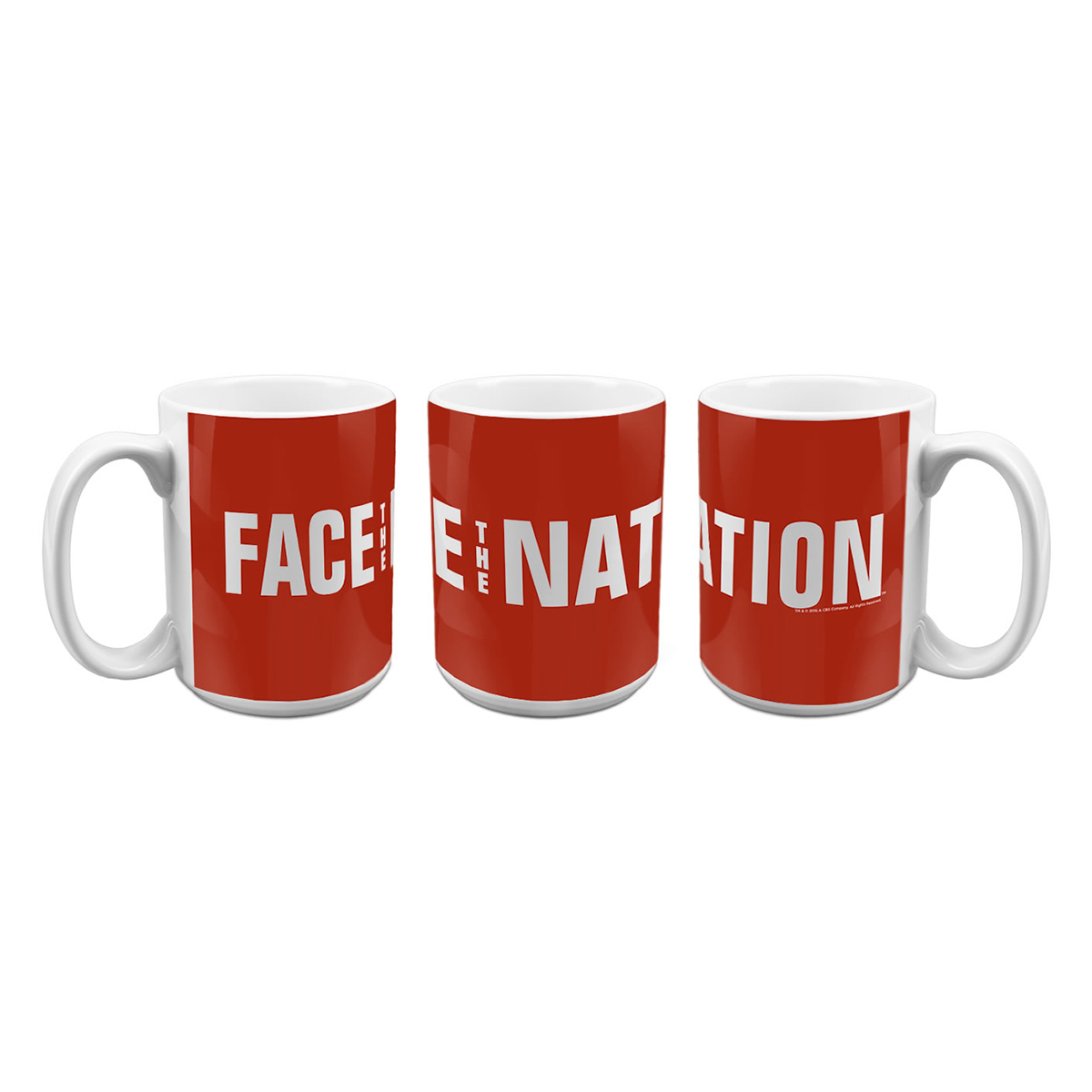 Face the Nation 15oz Mug