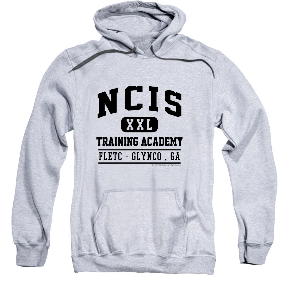 NCIS Training Academy Hoodie [Heather Grey]