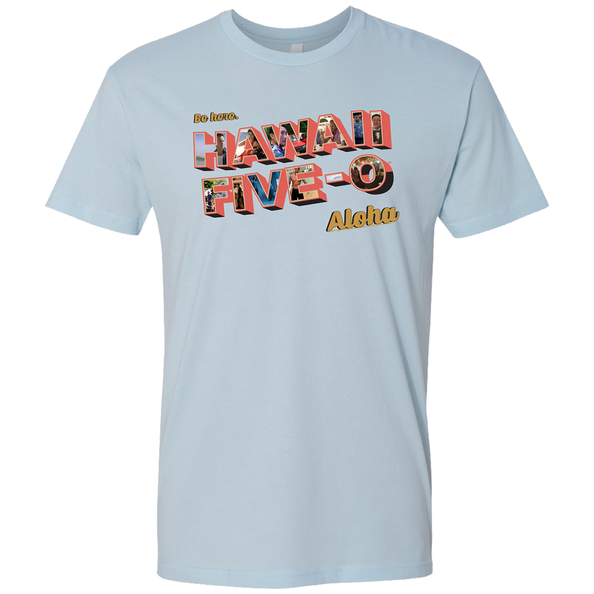 Hawaii Five-0 3D T-Shirt