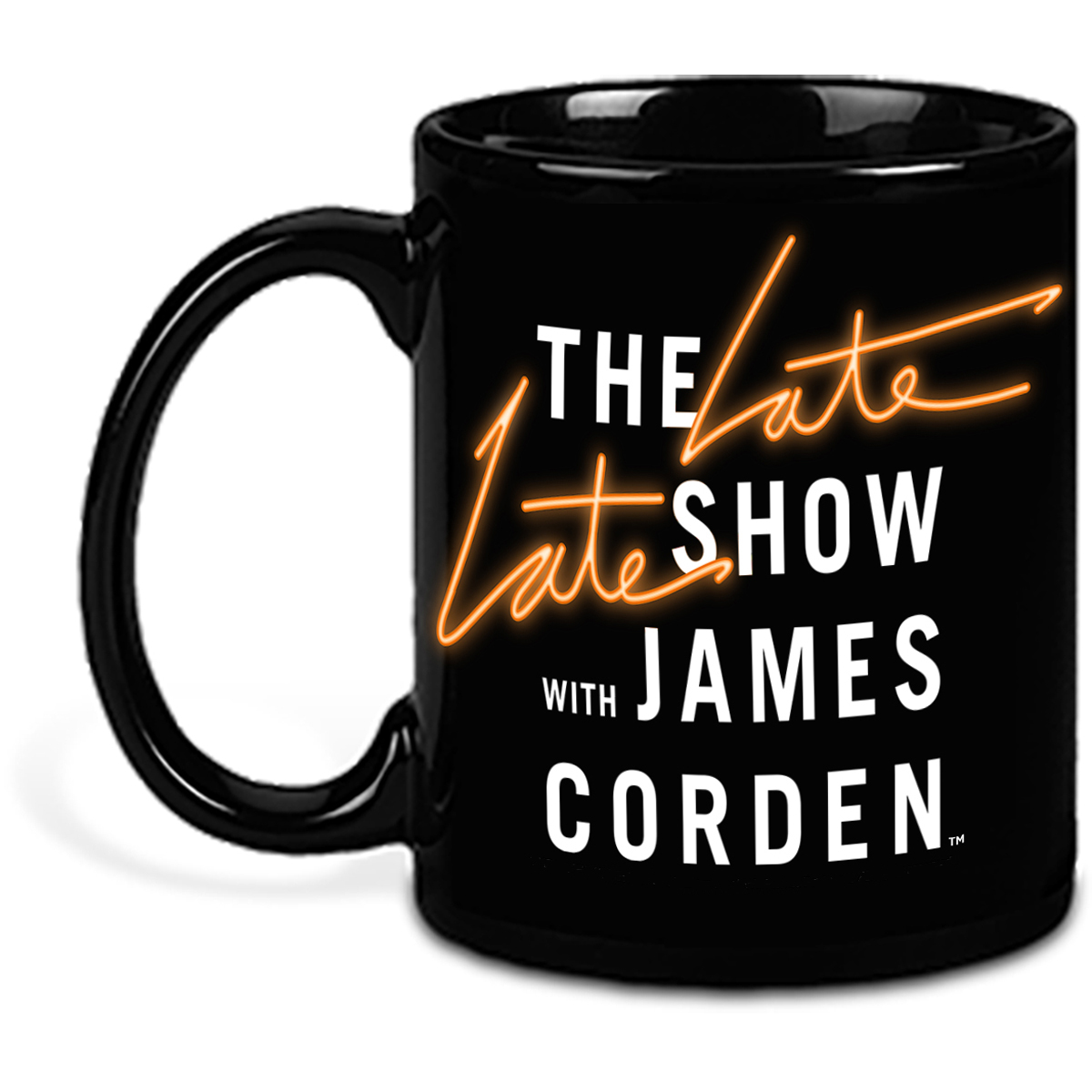 The Late Late Show with James Corden Mug