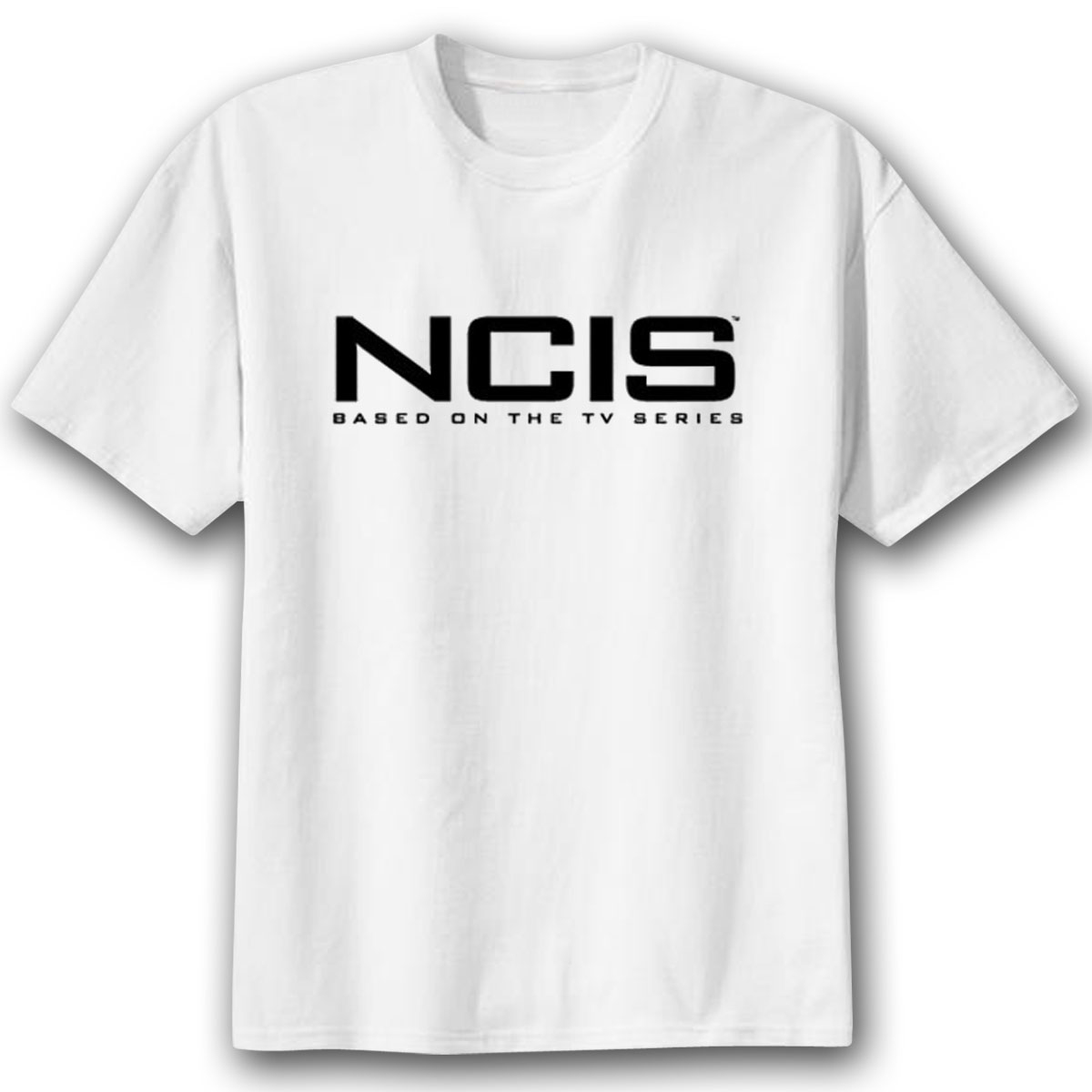 NCIS Logo T-shirt - White