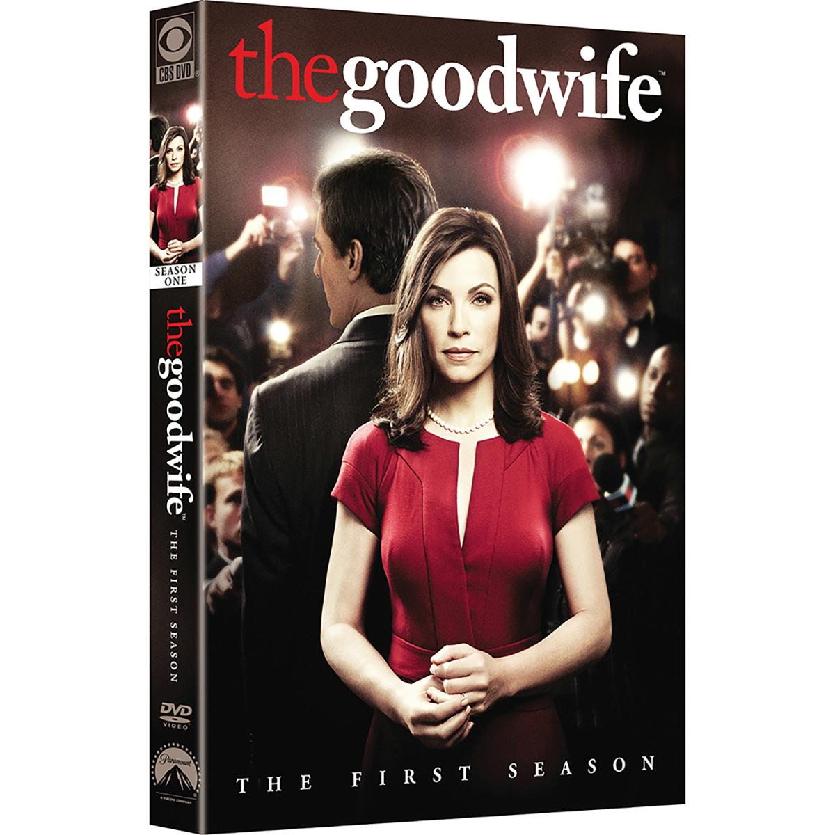 The Good Wife: Season 1 DVD