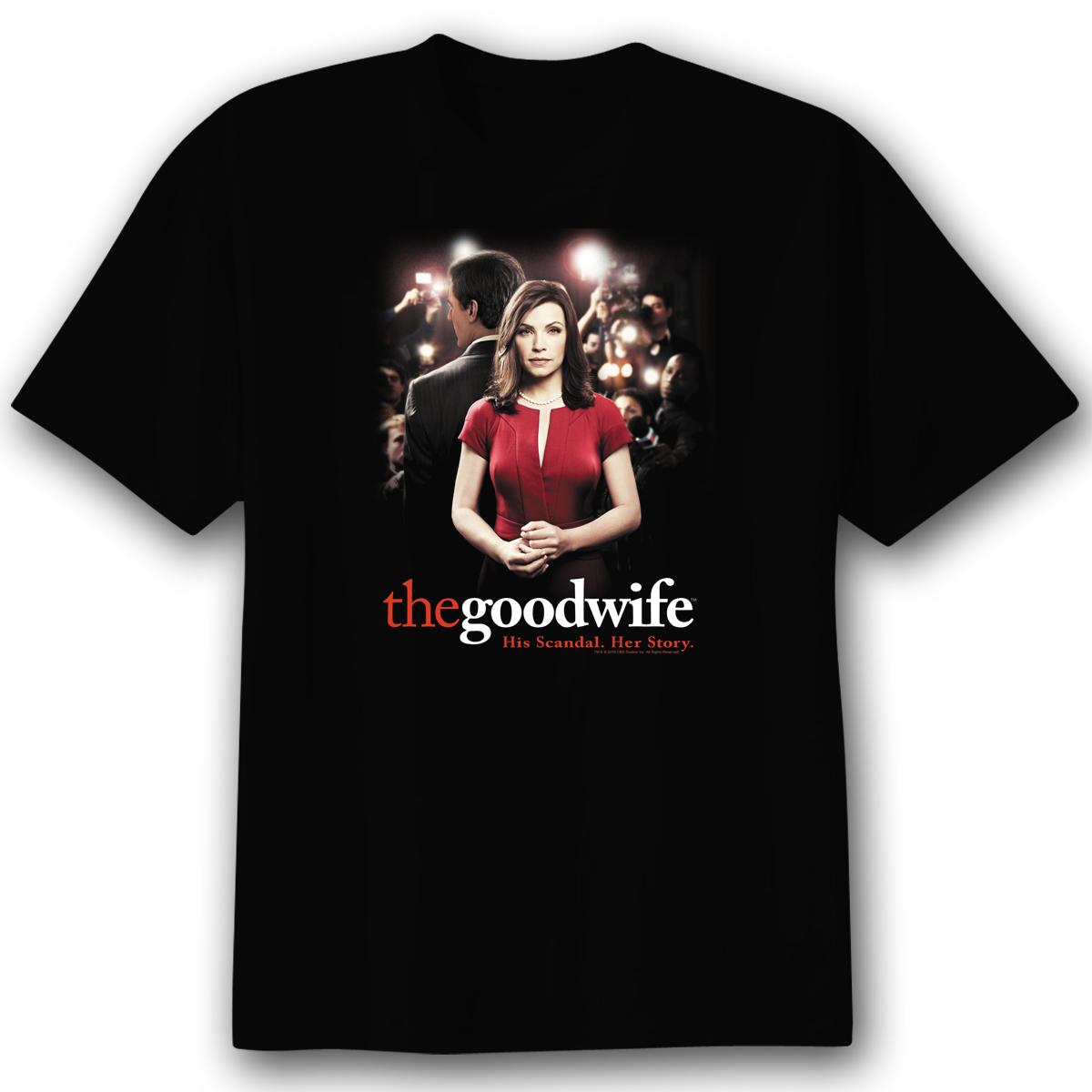 The Good Wife 'Bad Press' Men's T-Shirt