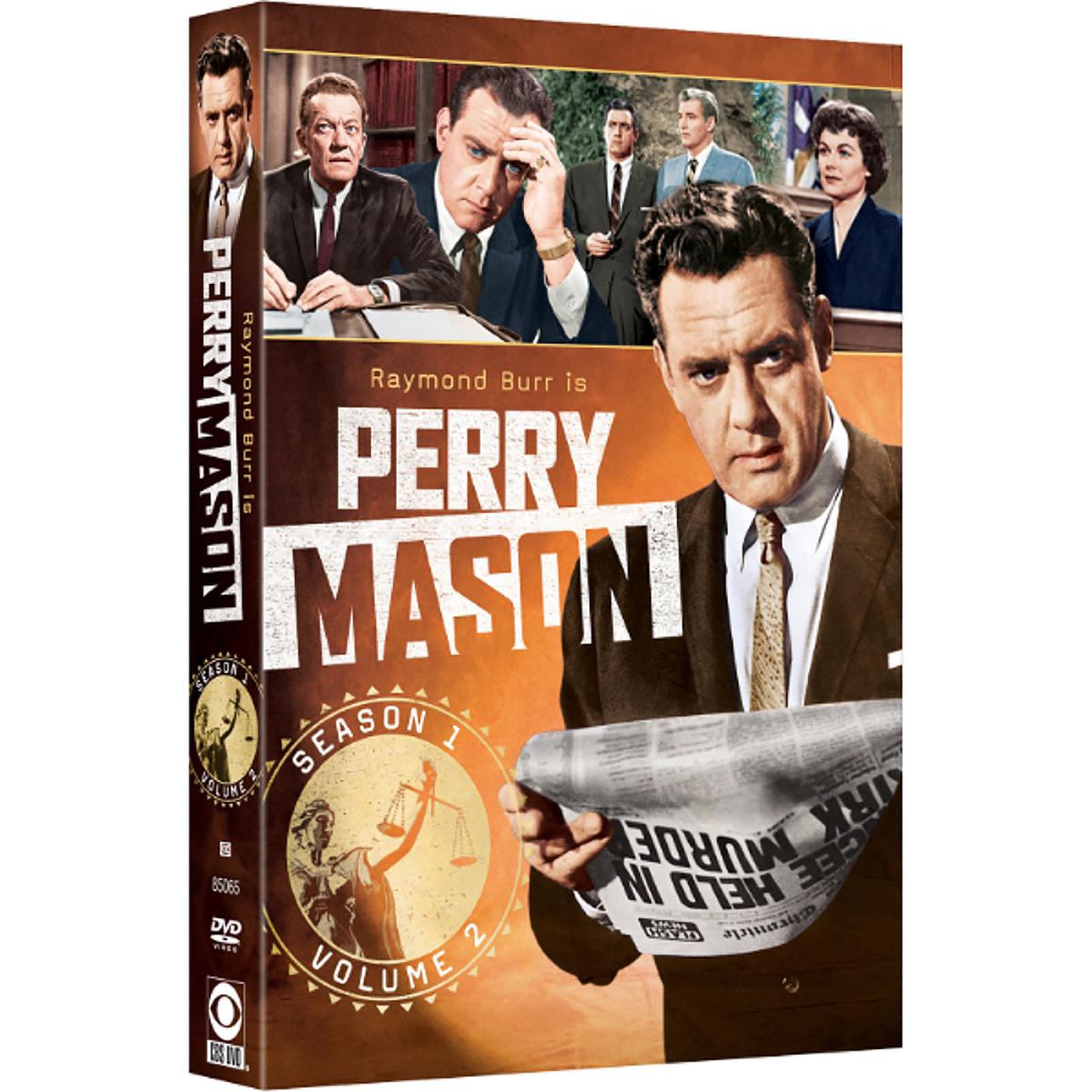 Perry Mason: Season 1 - Volume 2 DVD