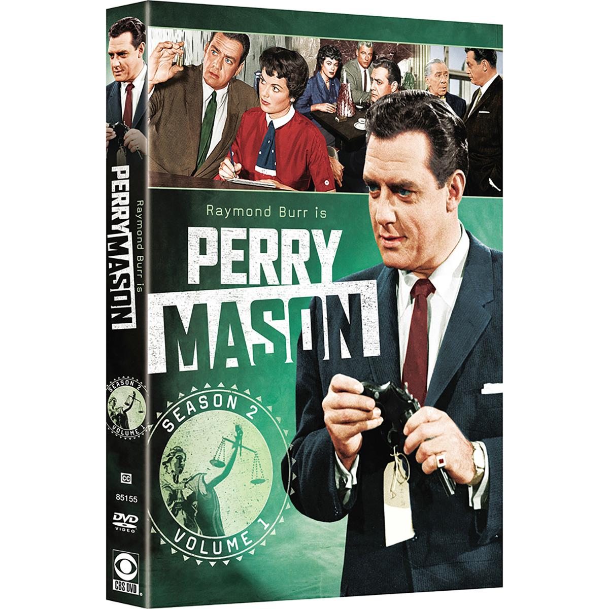 Perry Mason: Season 2 - Volume 1 DVD