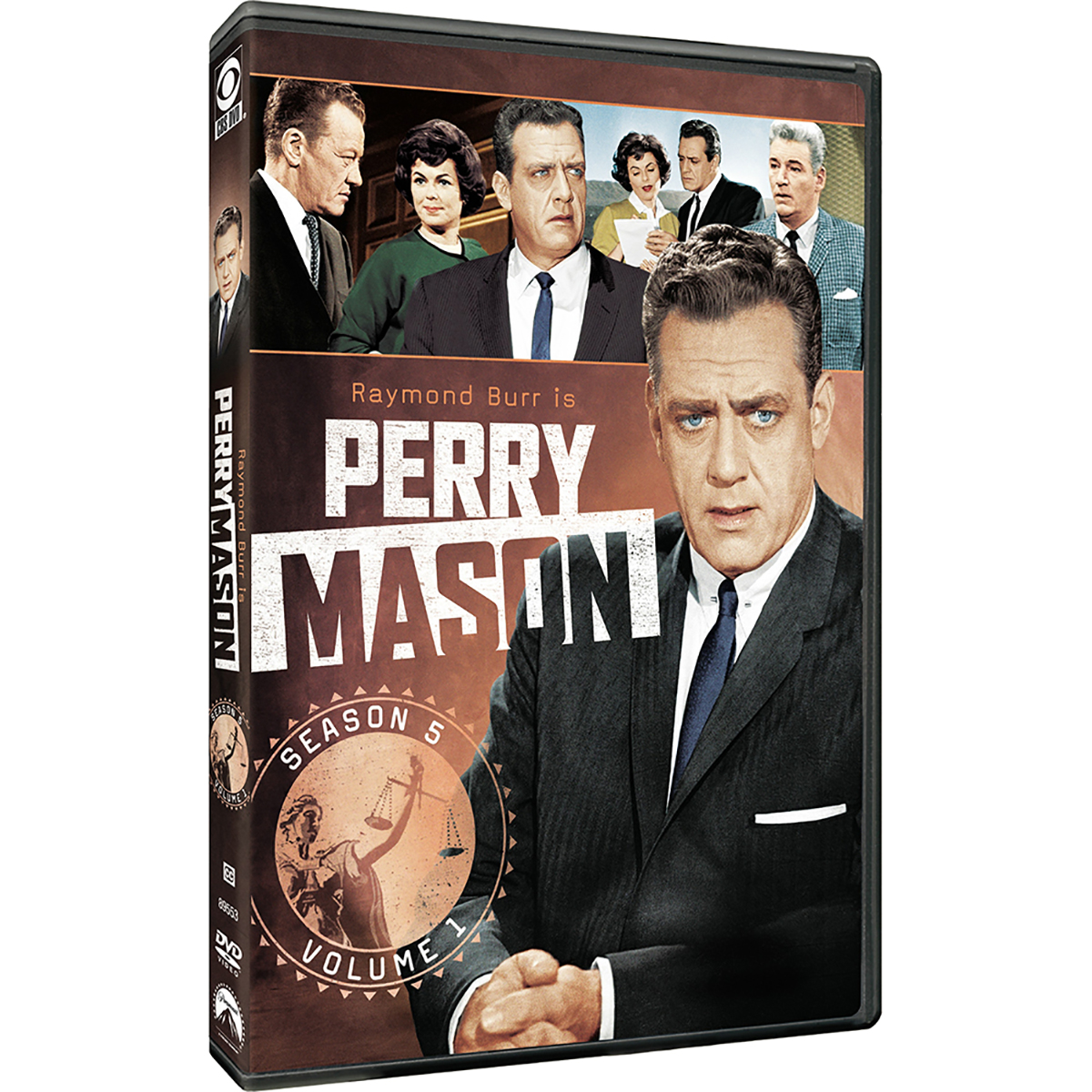 Perry Mason: Season 5 - Volume 1 DVD