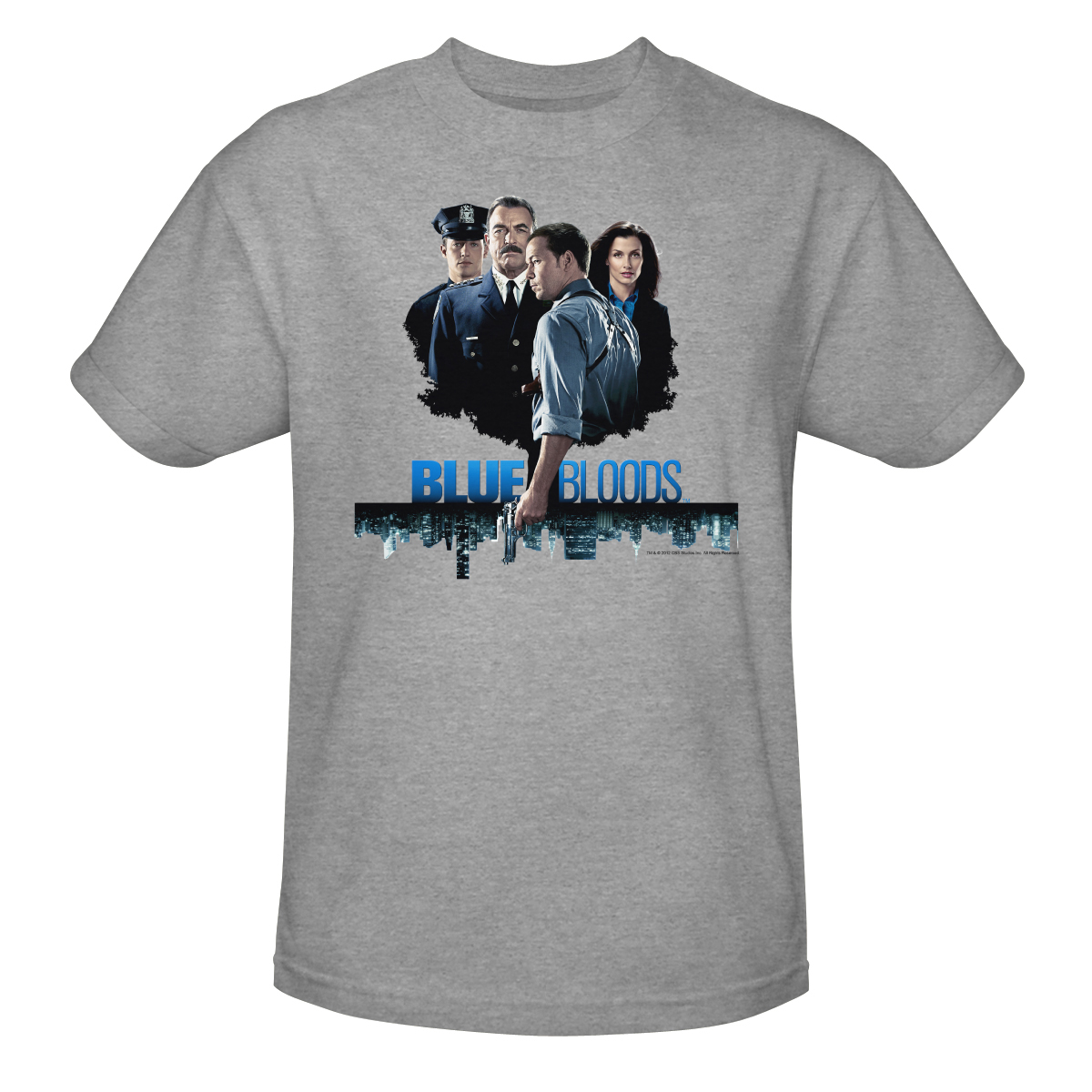 Blue Bloods Cast T-Shirt