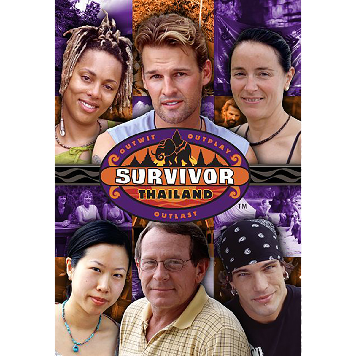 Survivor: Season 5 - Thailand DVD