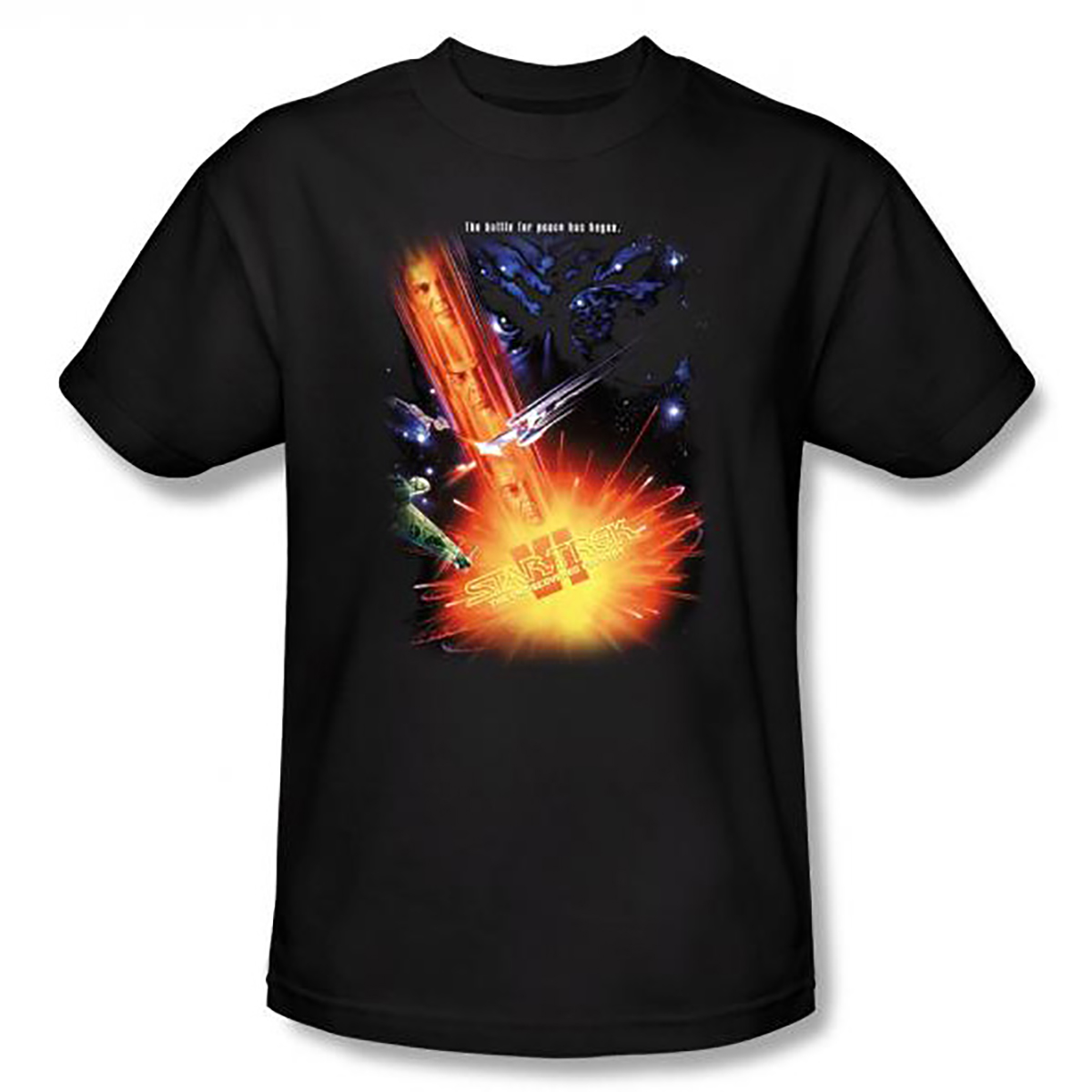 Star Trek The Undiscovered Country T-Shirt
