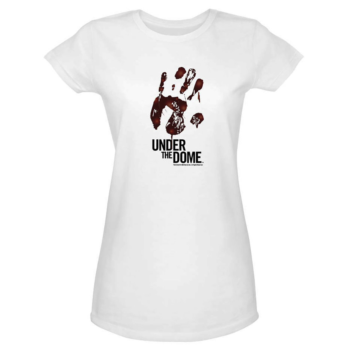 Under the Dome Trapped Women's Junior Fit T-Shirt