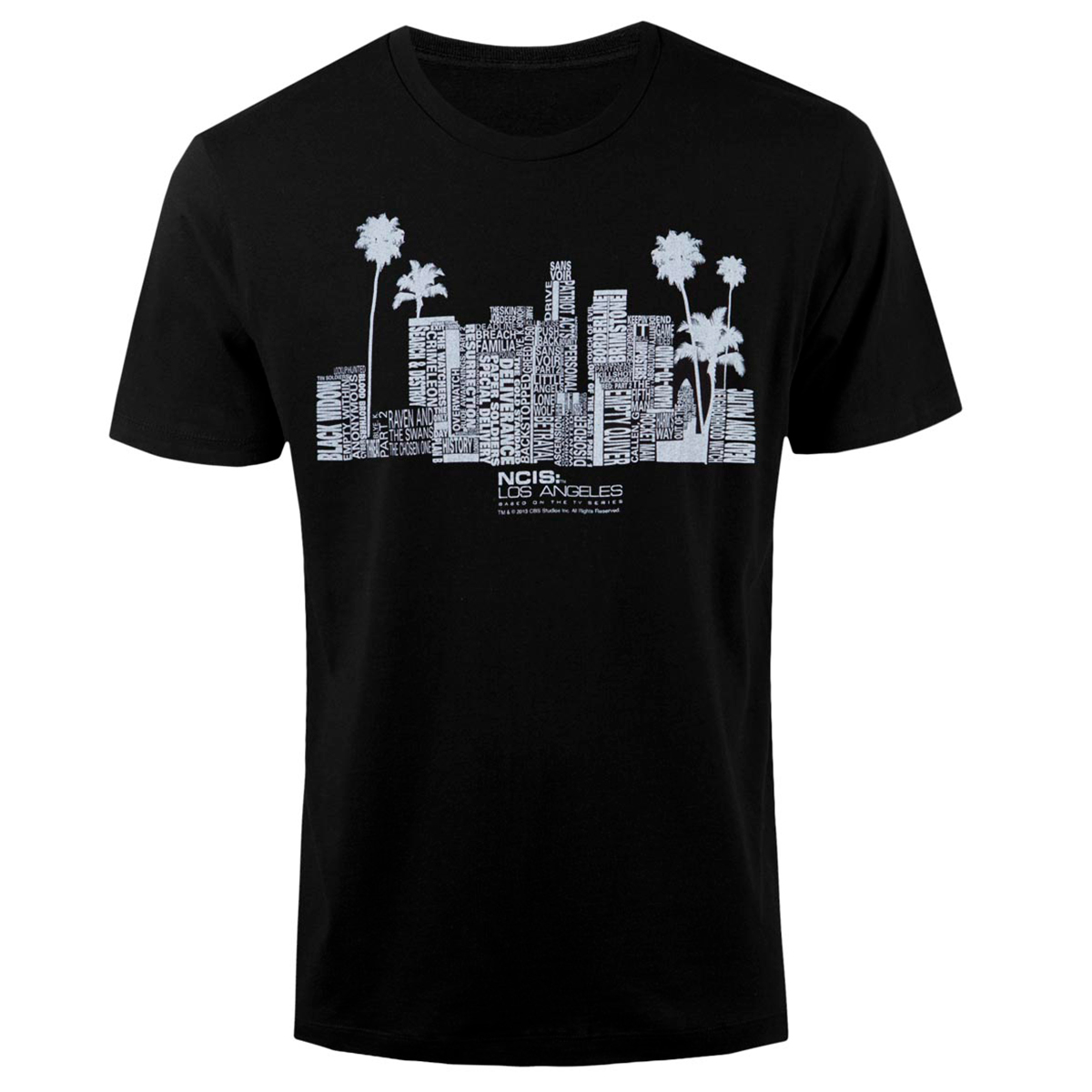 NCIS: LA 100th Episode T-Shirt