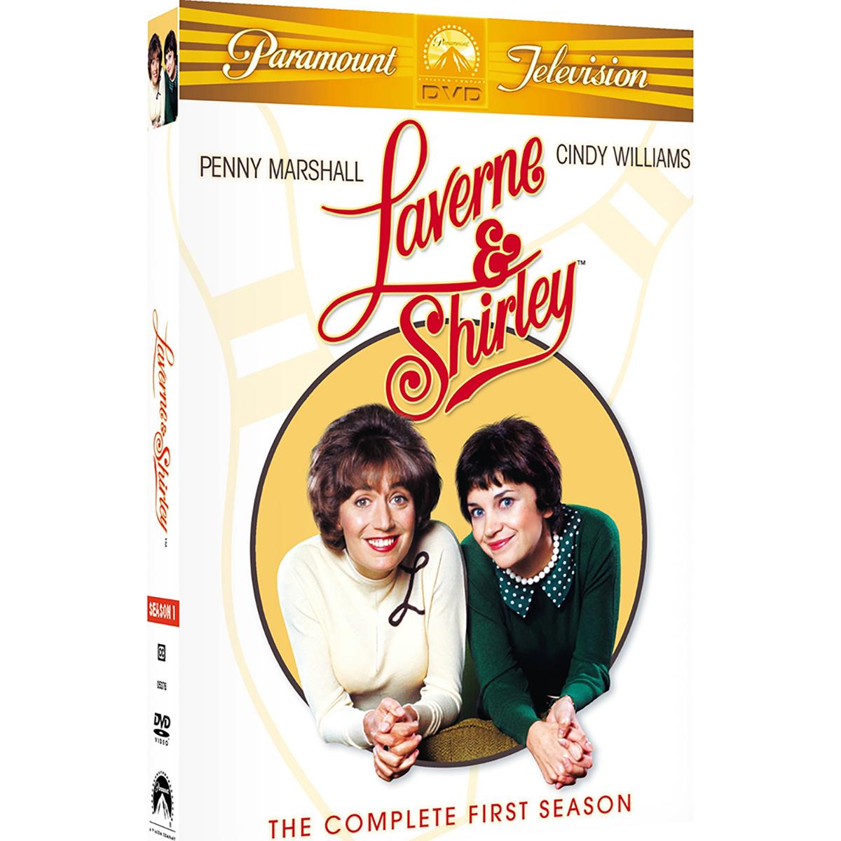 Laverne & Shirley: Season 1 DVD