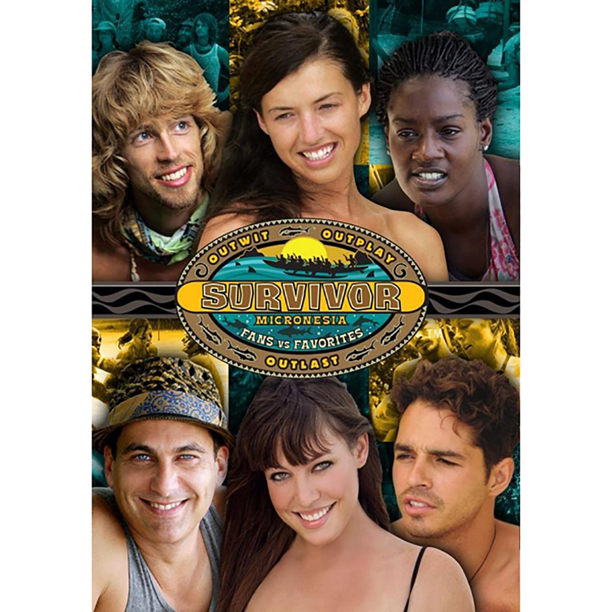 Survivor: Season 16 - Micronesia DVD