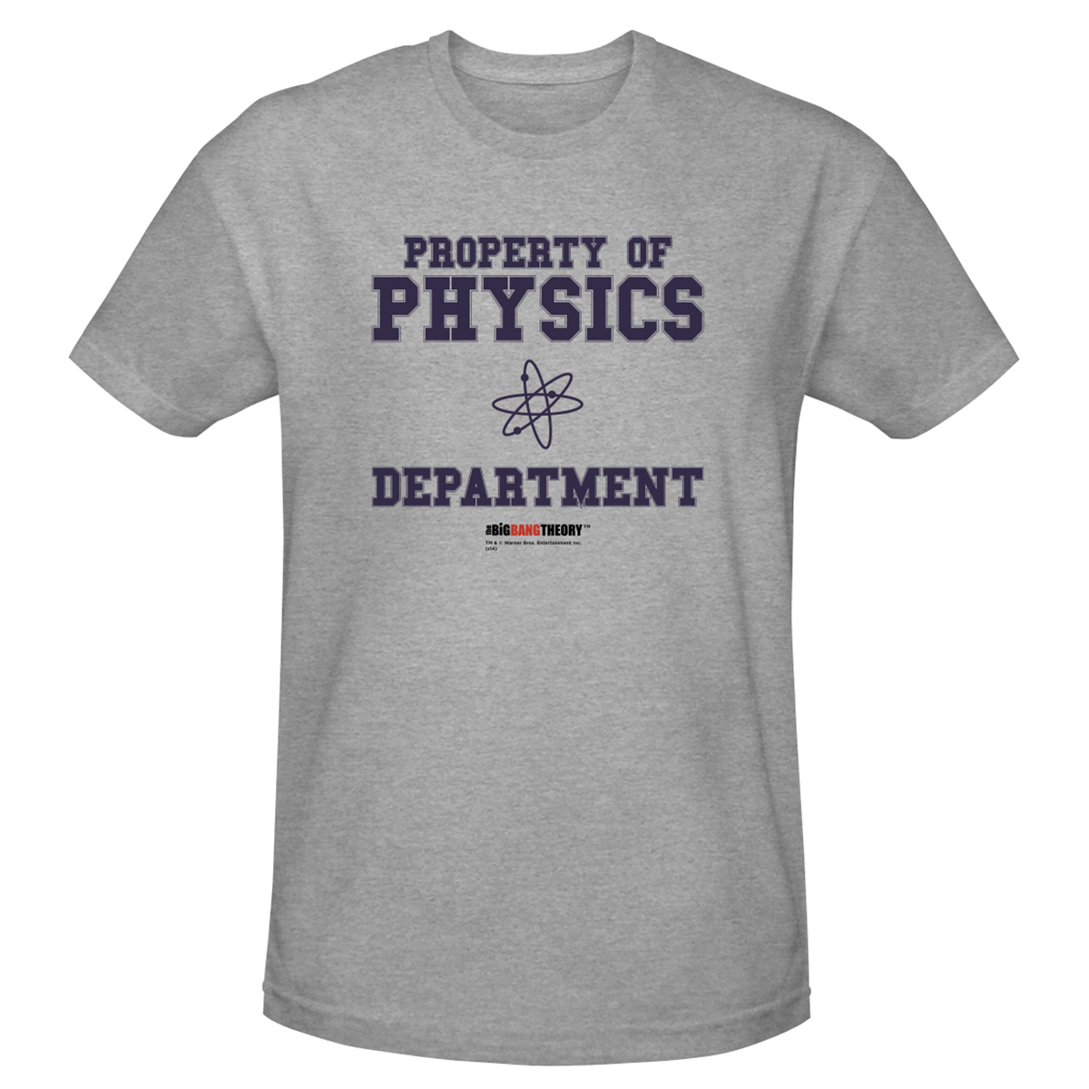 The Big Bang Theory Physics Department T-Shirt