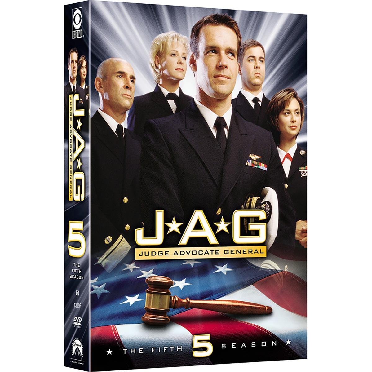 JAG: Season 5 DVD