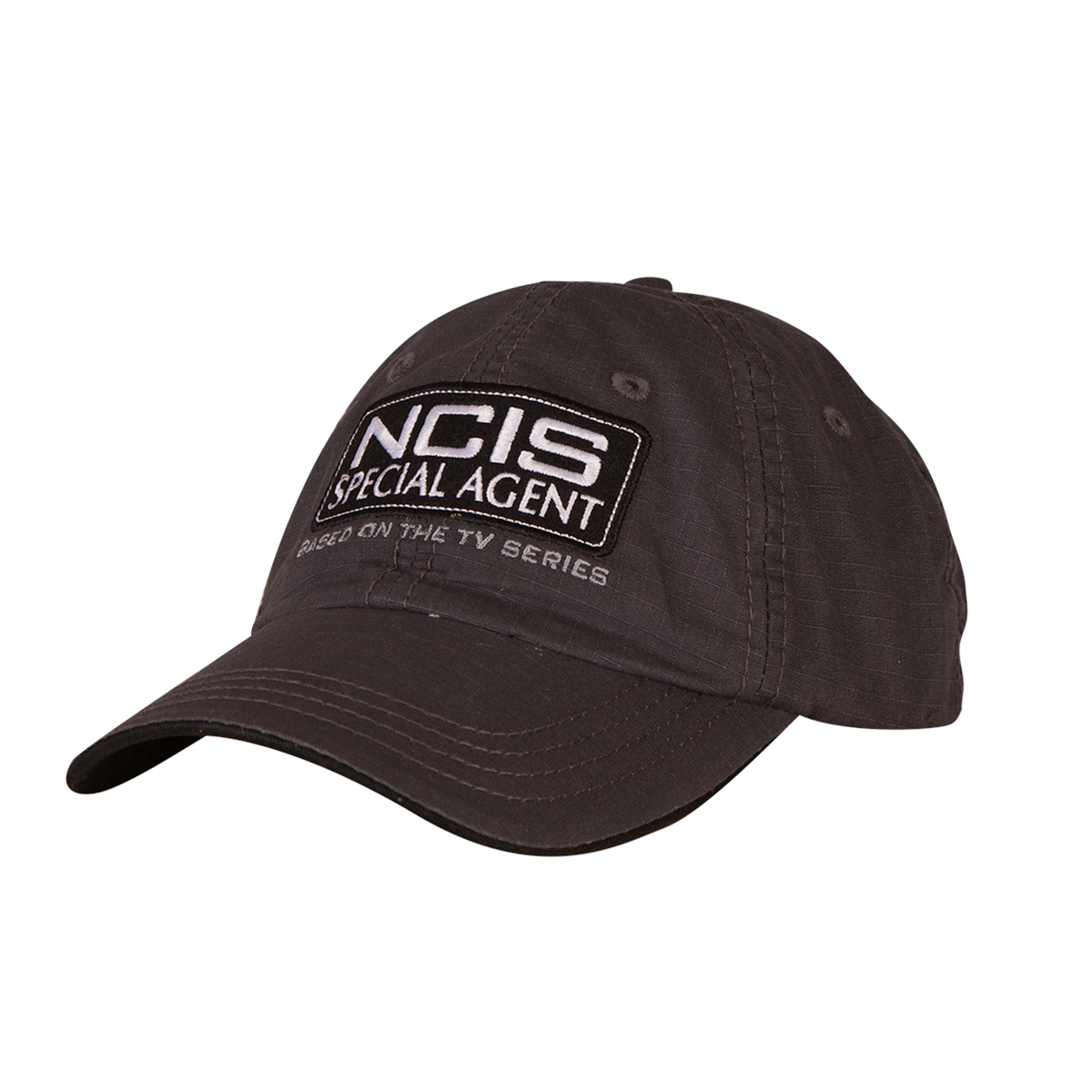 NCIS Special Agent Embroidered Hat - Grey