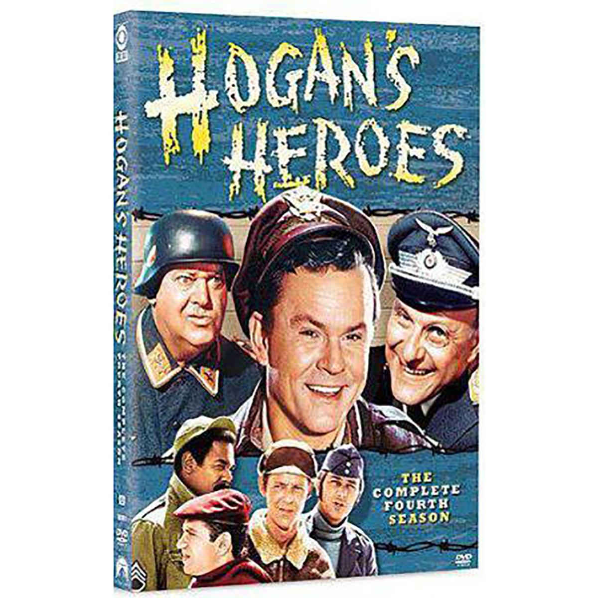 Hogan's Heroes: Season 4 DVD