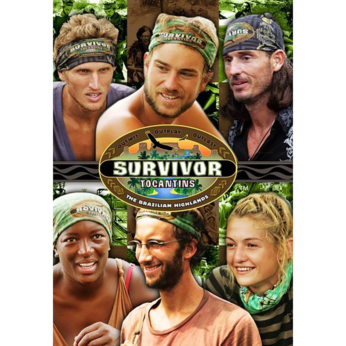 Survivor: Season 18 - Tocantins DVD
