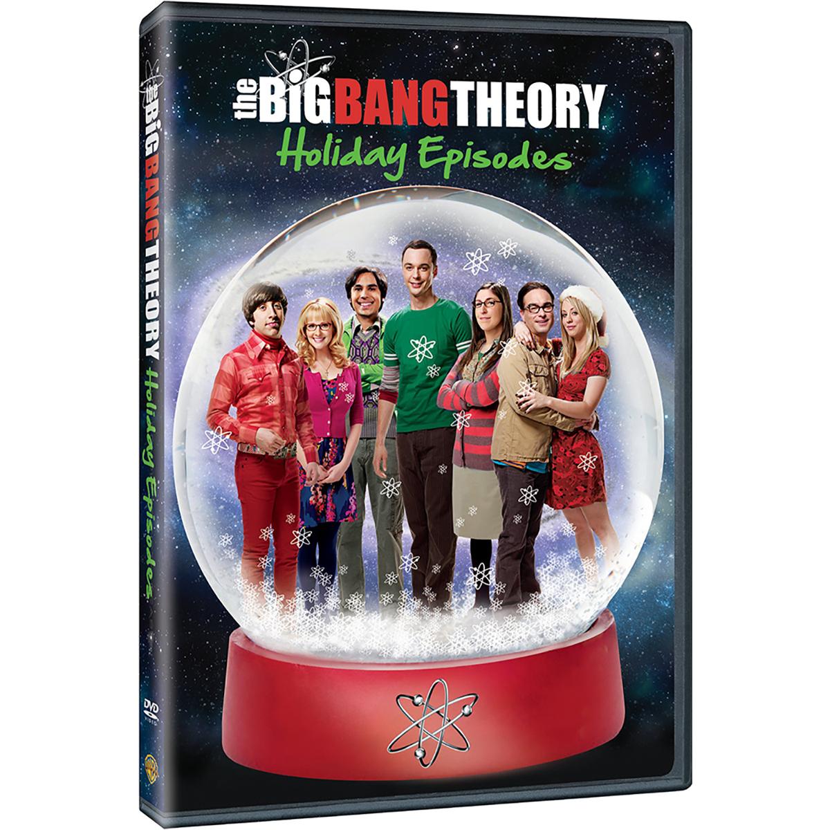 The Big Bang Theory: Holiday Episodes DVD