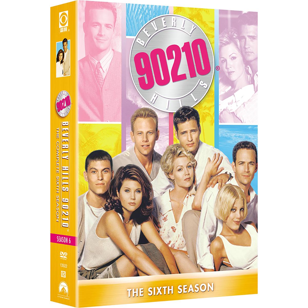 Beverly Hills 90210: Season 6 DVD