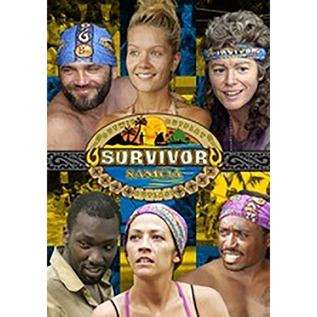 Survivor: Season 19 - Samoa DVD