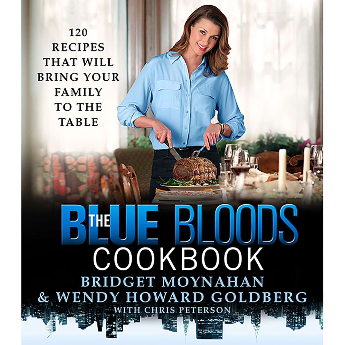 The Blue Bloods Cookbook (Hardcover) Book