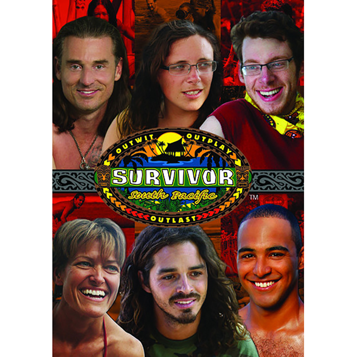 Survivor: Season 23 - South Pacific DVD