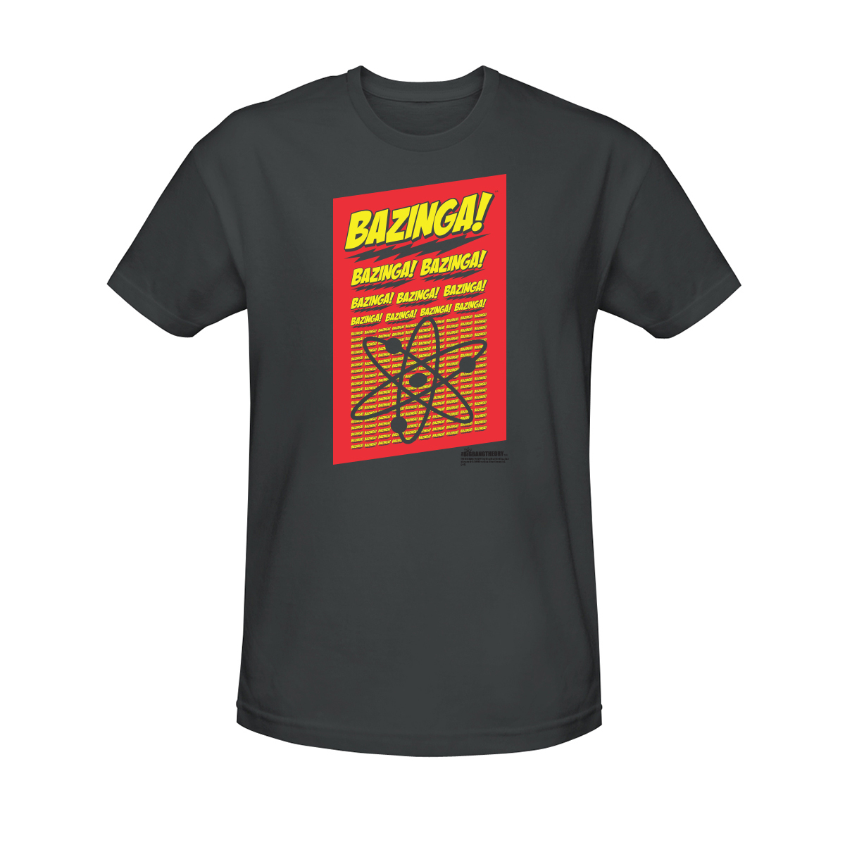 The Big Bang Theory 200th Bazinga T-Shirt