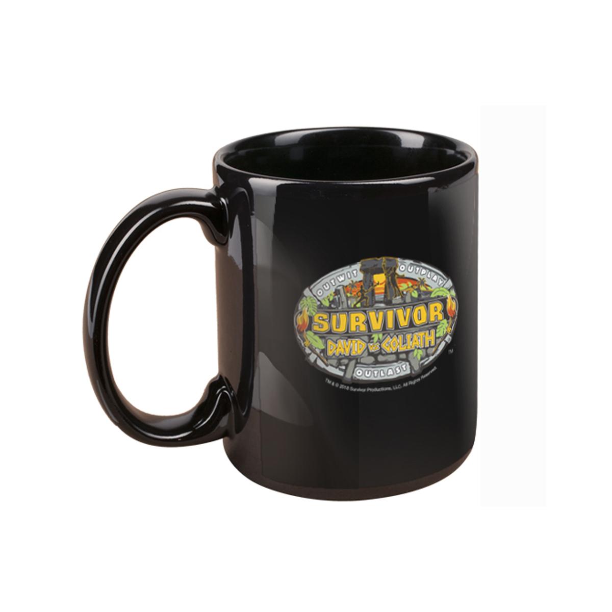 Survivor Season 37 Logo Mug