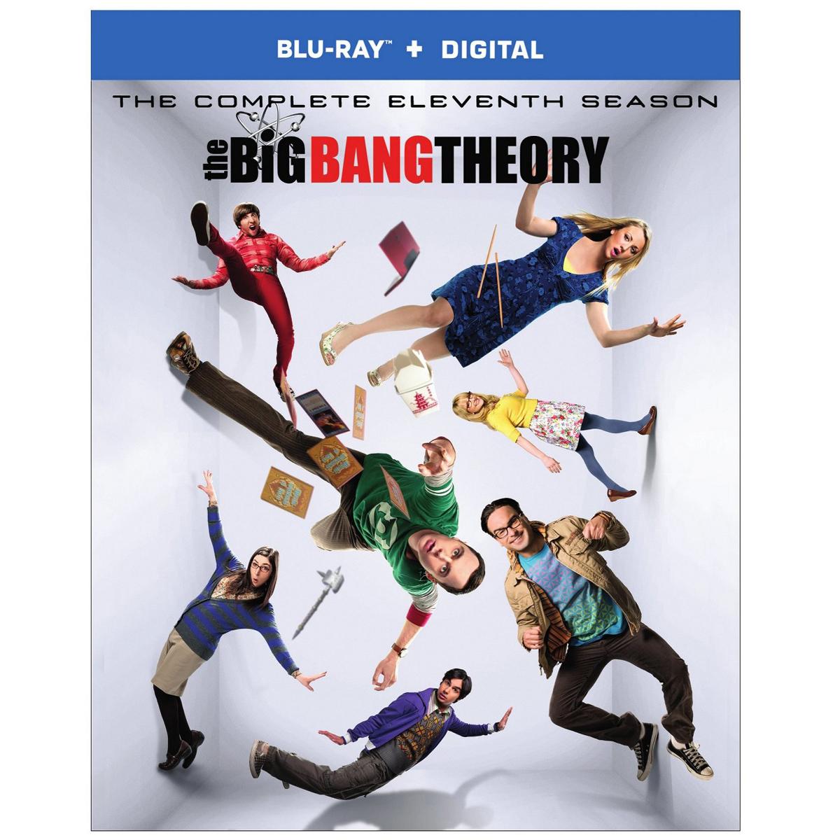 The Big Bang Theory: Complete Eleventh Season Blu-Ray