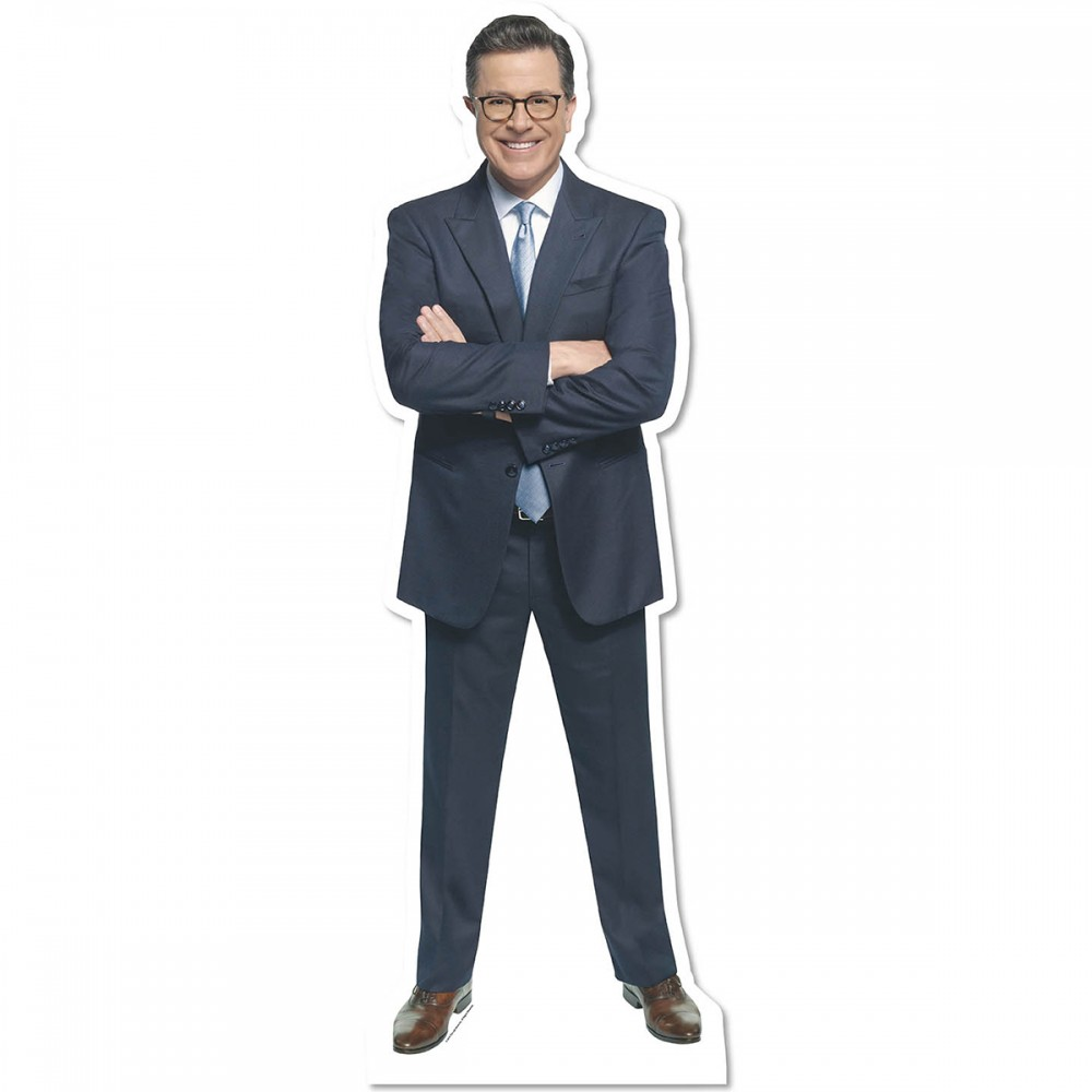 The Late Show with Stephen Colbert Standee