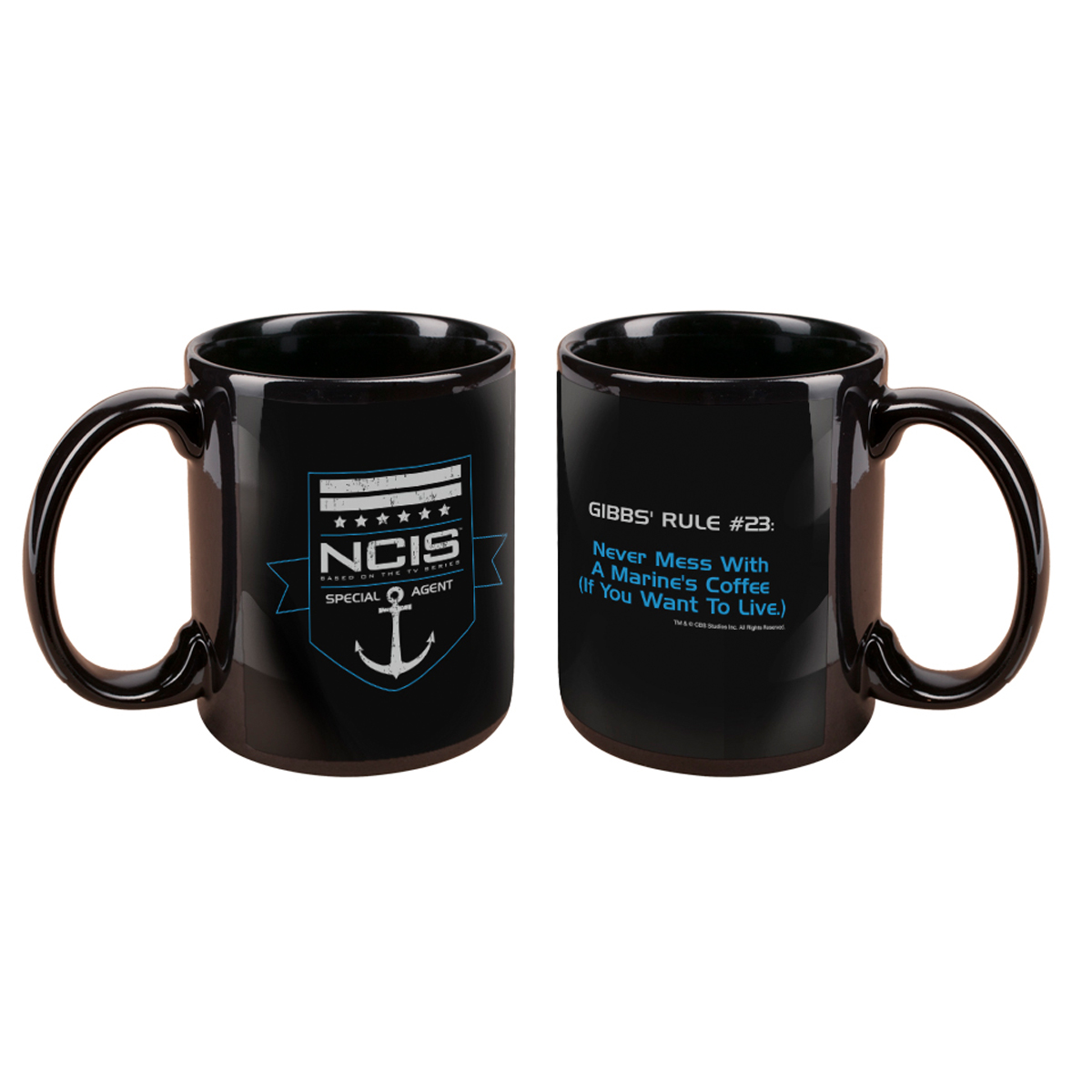 NCIS Special Agent Gibbs' Rule 23 Mug