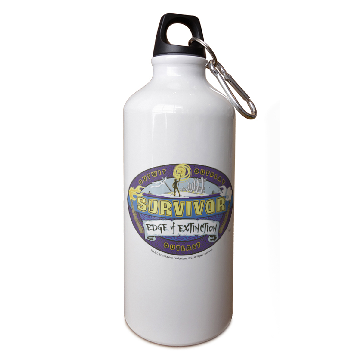 Survivor Season 38 Aluminum Water Bottle