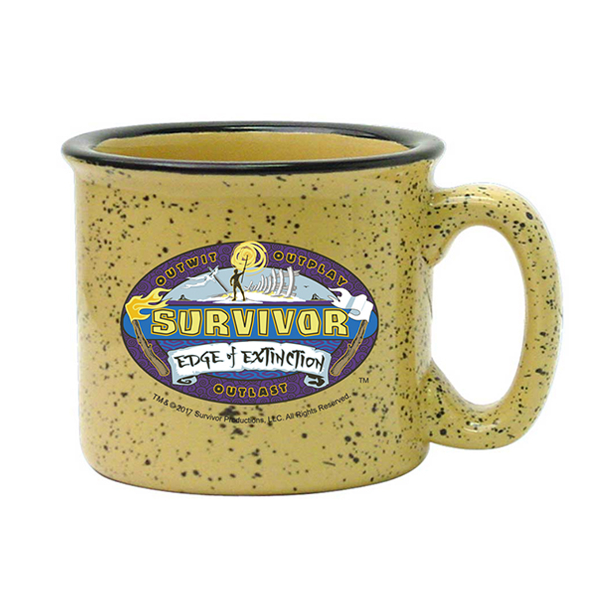 Survivor Season 38 Campfire Mug
